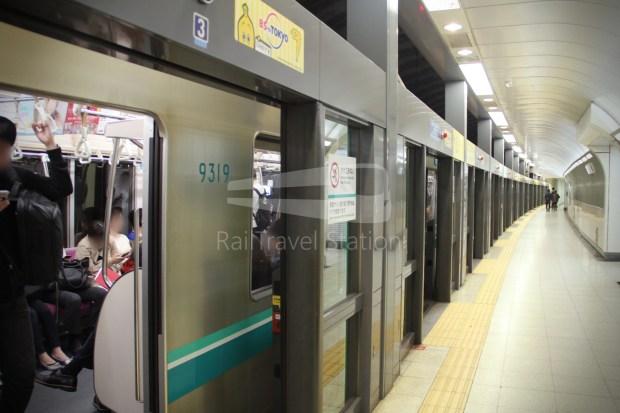 Keisei Skyliner and Tokyo Subway 72-Hour Ticket 026