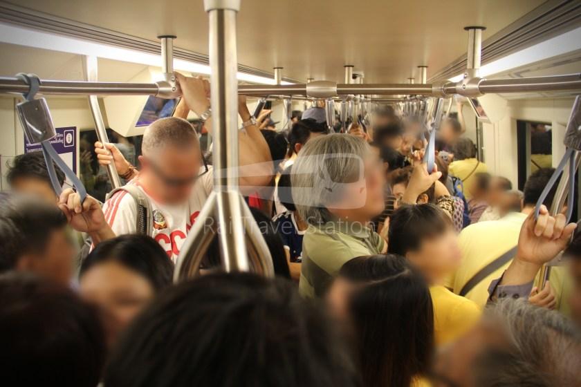 MRT Blue Line Hua Lamphong Tha Phra Extension 025