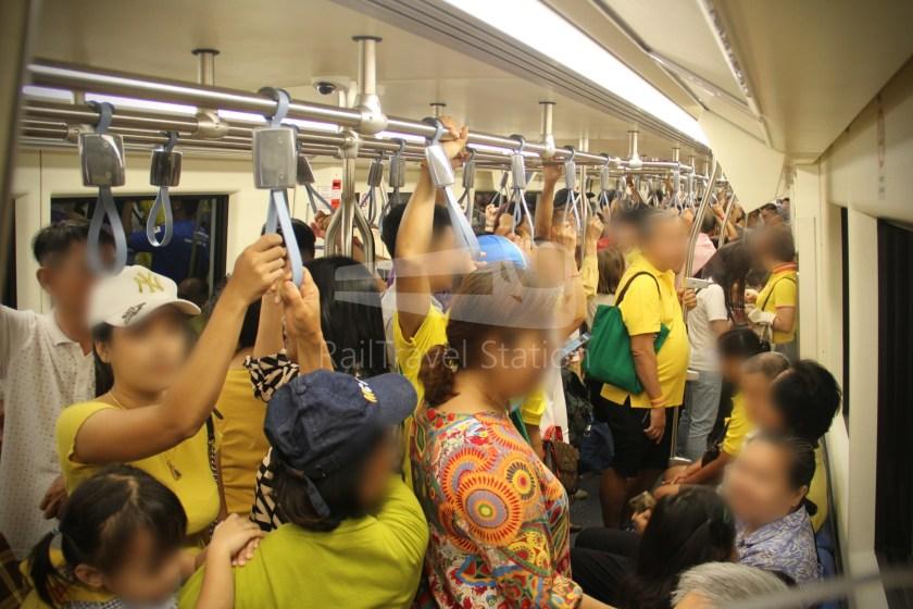 MRT Blue Line Hua Lamphong Tha Phra Extension 043