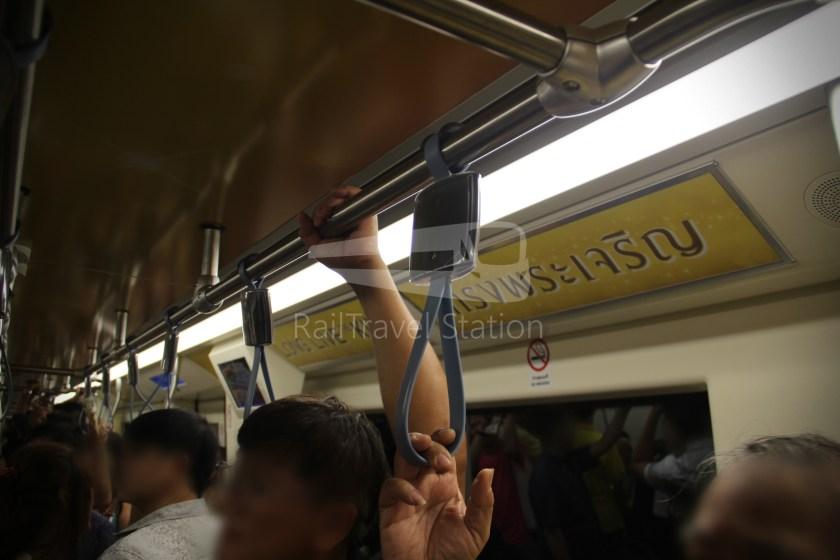 MRT Blue Line Hua Lamphong Tha Phra Extension 065