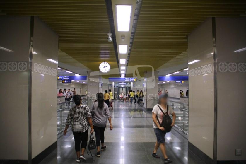 MRT Blue Line Hua Lamphong Tha Phra Extension 069