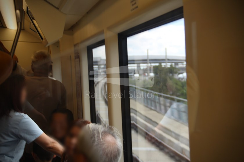 MRT Blue Line Hua Lamphong Tha Phra Extension 080