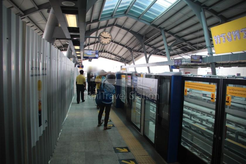 MRT Blue Line Hua Lamphong Tha Phra Extension 093