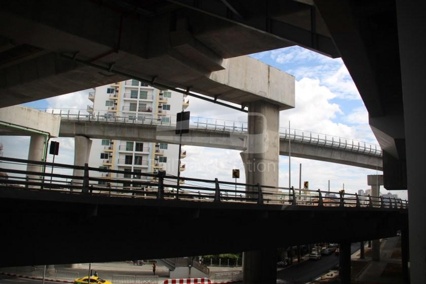 MRT Blue Line Hua Lamphong Tha Phra Extension 099