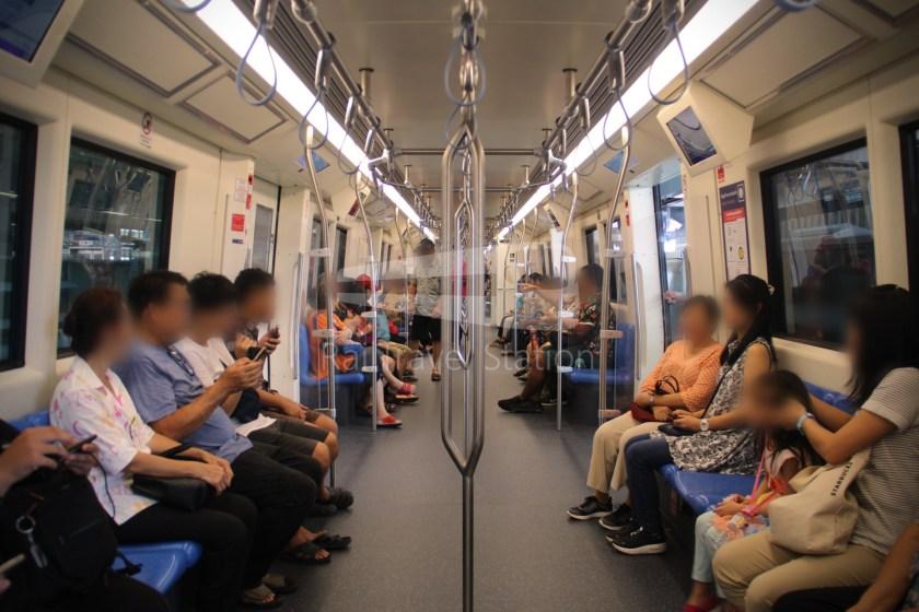 MRT Blue Line Hua Lamphong Tha Phra Extension 109