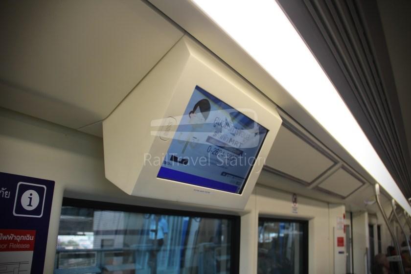 MRT Blue Line Hua Lamphong Tha Phra Extension 111