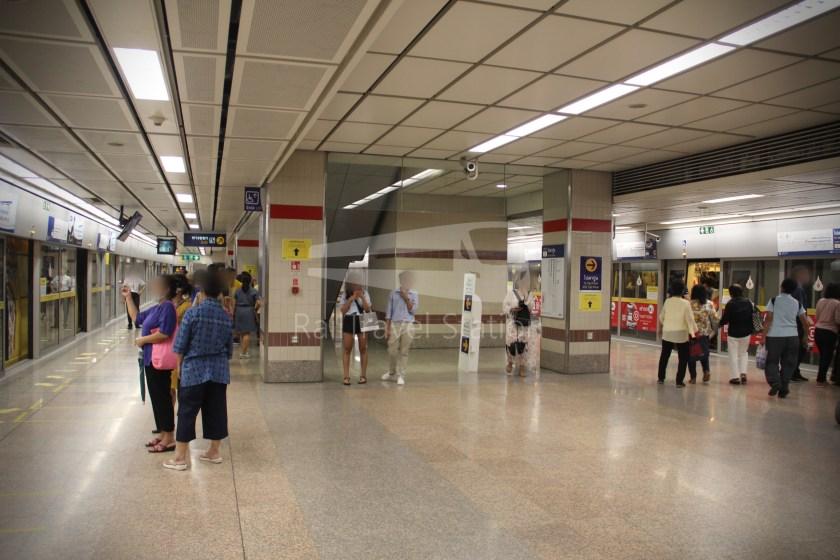 MRT Blue Line Hua Lamphong Tha Phra Extension 121