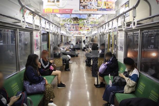 Musashino Line 205 Nishi-Funabashi Tokyo 005