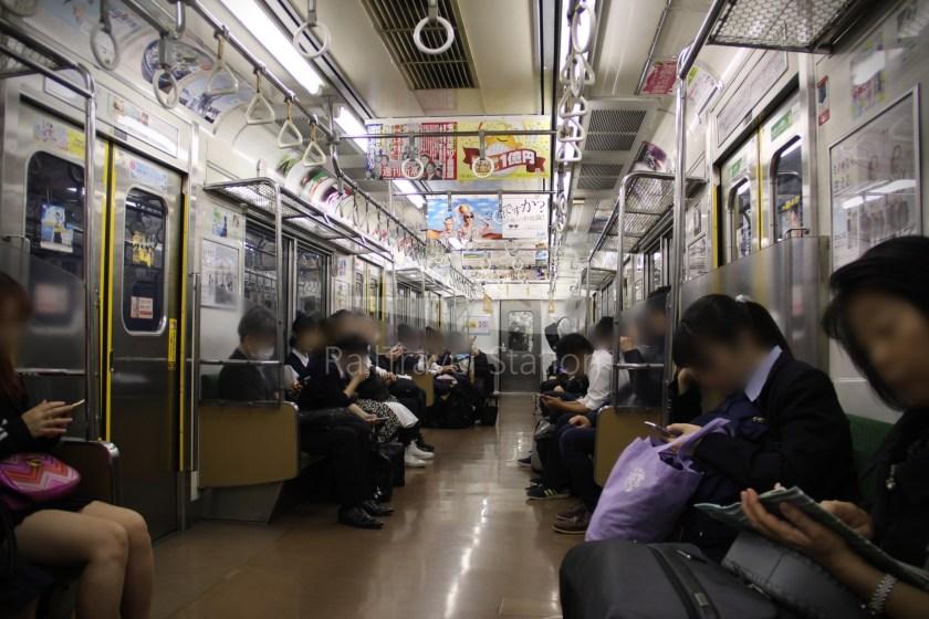 Musashino Line 205 Nishi-Funabashi Tokyo 018