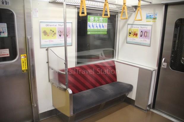 Musashino Line 205 Nishi-Funabashi Tokyo 026