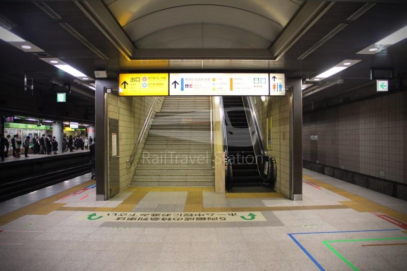 Musashino Line 205 Nishi-Funabashi Tokyo 035