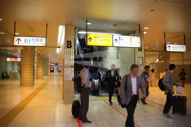 Musashino Line 205 Nishi-Funabashi Tokyo 036