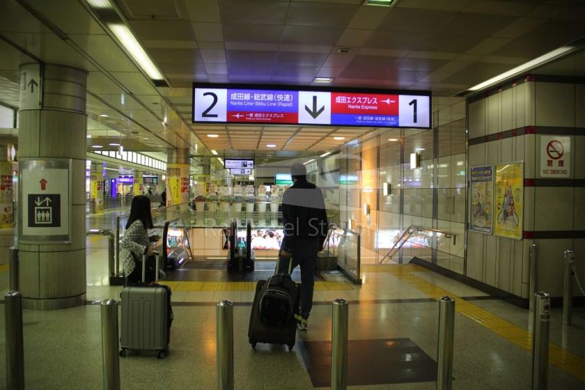 Narita Express 30 Narita Airport Terminal 1 Shinjuku 013