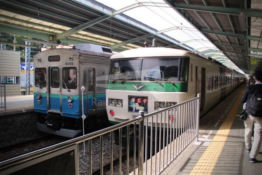 Odoriko 114 Izukyu-Shimoda Tokyo 018