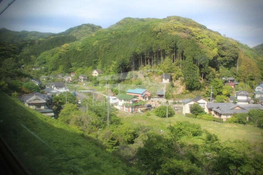 Odoriko 114 Izukyu-Shimoda Tokyo 049