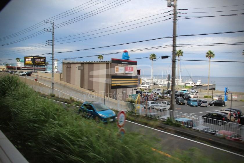 Odoriko 114 Izukyu-Shimoda Tokyo 080