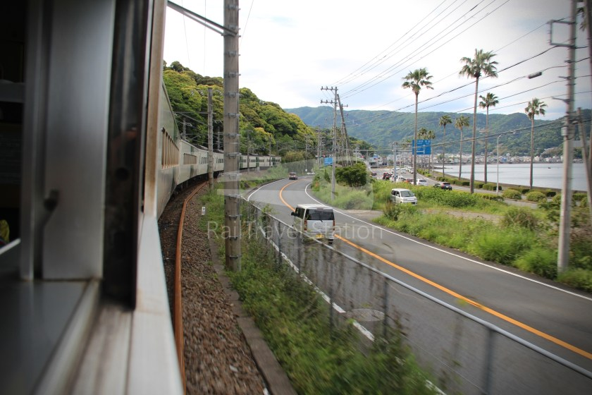 Odoriko 114 Izukyu-Shimoda Tokyo 083