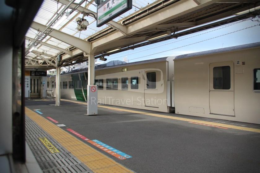 Odoriko 114 Izukyu-Shimoda Tokyo 087