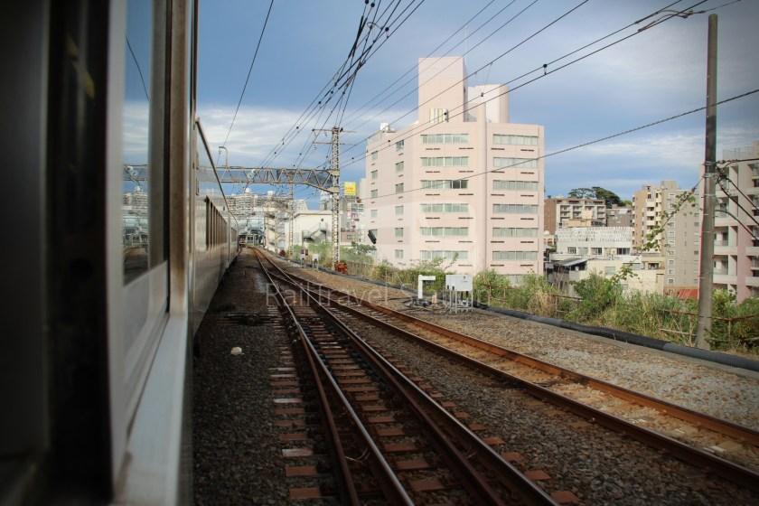 Odoriko 114 Izukyu-Shimoda Tokyo 101