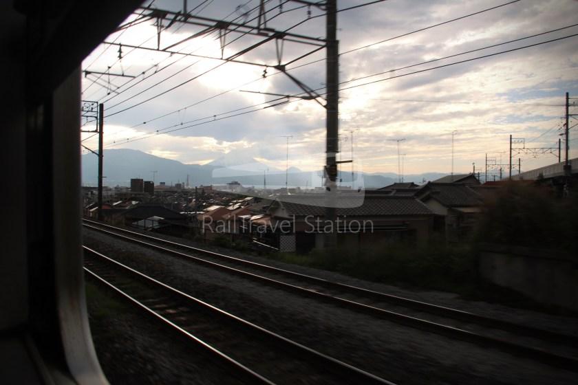 Odoriko 114 Izukyu-Shimoda Tokyo 115