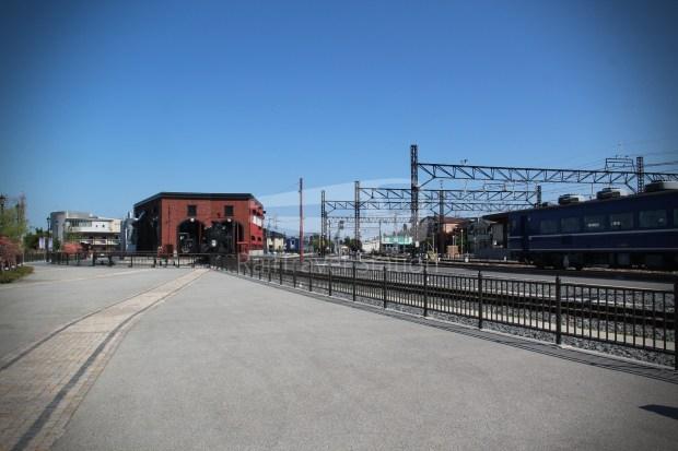 Shimo-Imaichi SL Exhibition Hall and Turntable Square 007