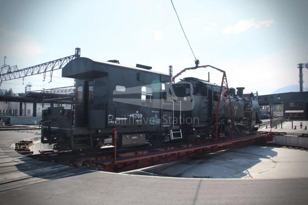 Shimo-Imaichi SL Exhibition Hall and Turntable Square 018