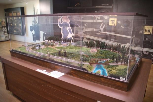 Shimo-Imaichi SL Exhibition Hall and Turntable Square 027
