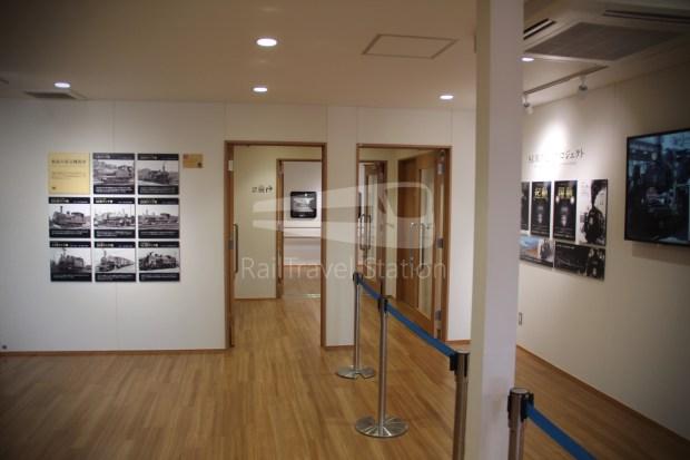 Shimo-Imaichi SL Exhibition Hall and Turntable Square 029