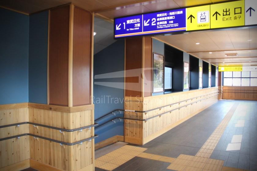 Shimo-Imaichi SL Exhibition Hall and Turntable Square 033