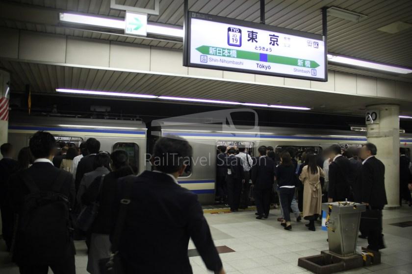 Sobu Line Tokyo Nishi-Funabashi 001