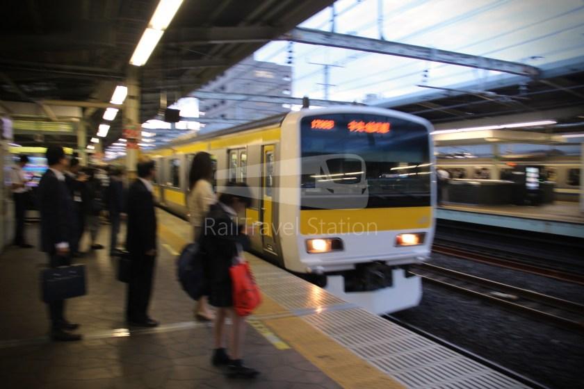 Sobu Line Tokyo Nishi-Funabashi 009