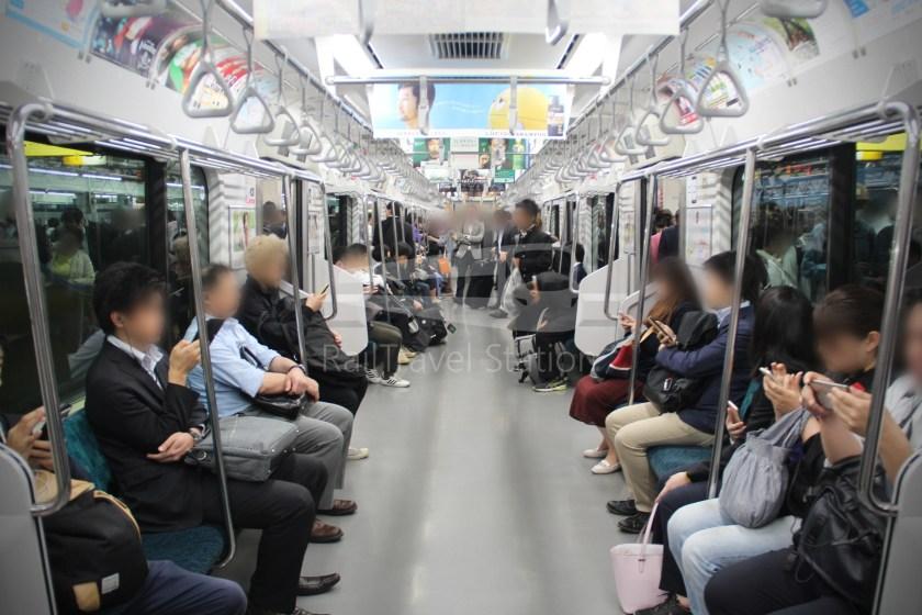 Sobu Line Tokyo Nishi-Funabashi 016