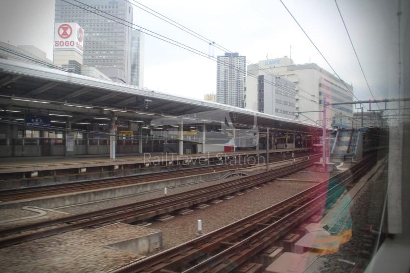 Super View Odoriko 3 Shinjuku Izukyu-Shimoda 042