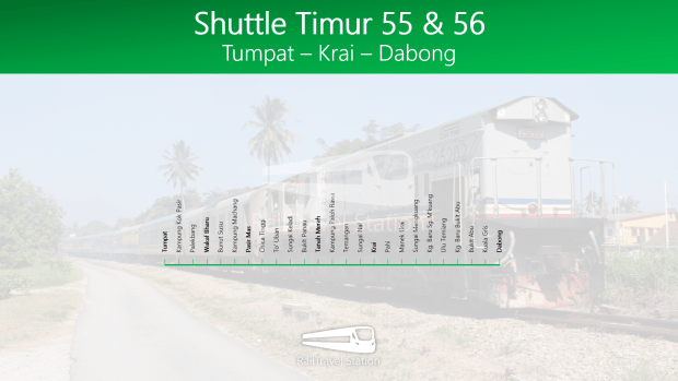 TRAINS1M2 Shuttle Timur Tumpat Dabong 02