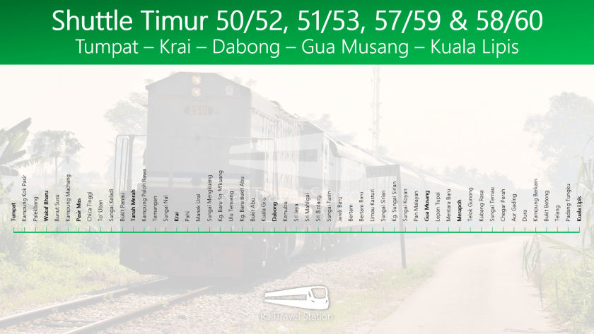 TRAINS1M2 Shuttle Timur Tumpat Kuala Lipis 02