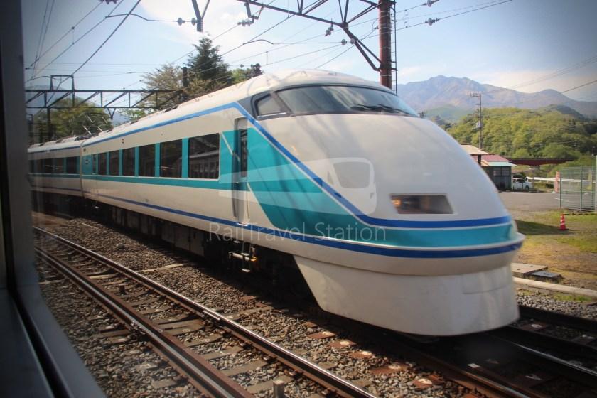 Tobu Nikko Line Local Shimo-Imaichi Tobu-Nikko 030