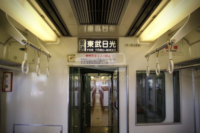 Tobu Nikko Line Local Shimo-Imaichi Tobu-Nikko 033