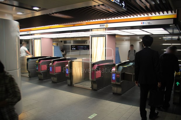 Tobu Skytree Line Local Higashi-Mukojima Asakusa 028