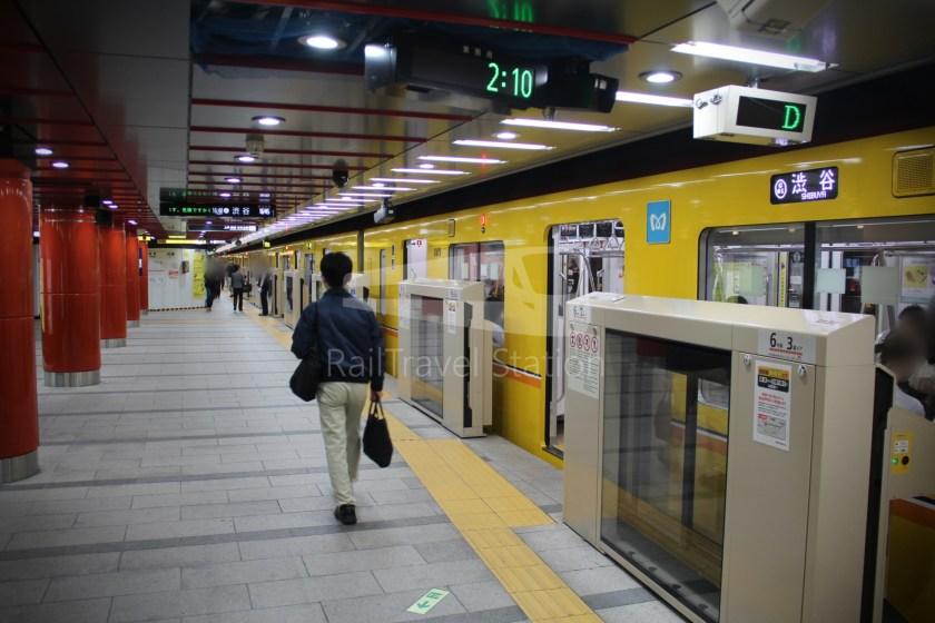 Tobu Skytree Line Local Higashi-Mukojima Asakusa 029