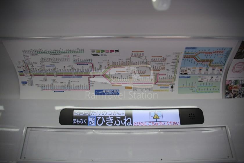 Tobu Skytree Line Local Tokyo Skytree Higashi-Mukojima 020