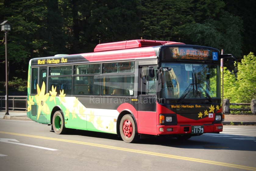 Tobu World Heritage Sightseeing Bus 010