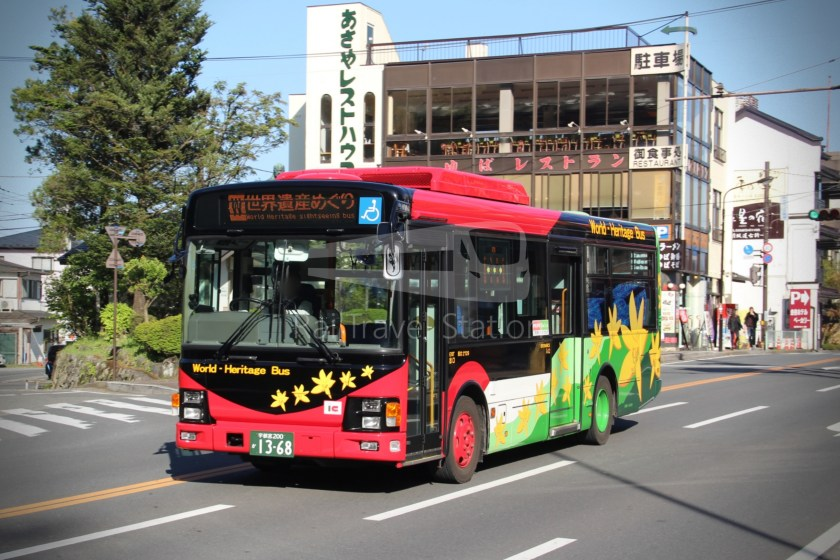 Tobu World Heritage Sightseeing Bus 012