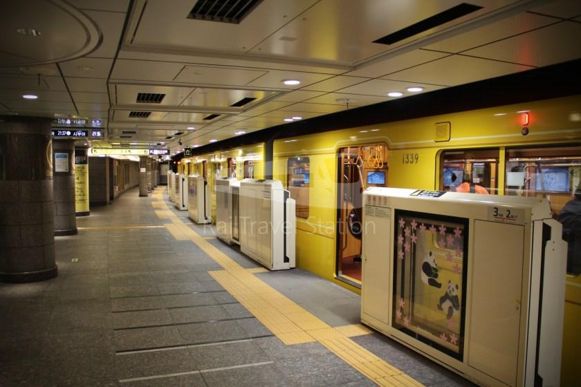 Tokyo Metro 1000 Series Set 1139F Special Retro-Style 013