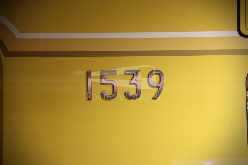 Tokyo Metro 1000 Series Set 1139F Special Retro-Style 015