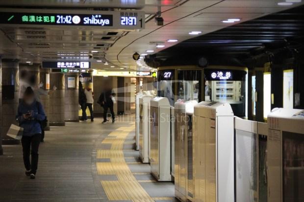 Tokyo Metro 1000 Series Set 1139F Special Retro-Style 019