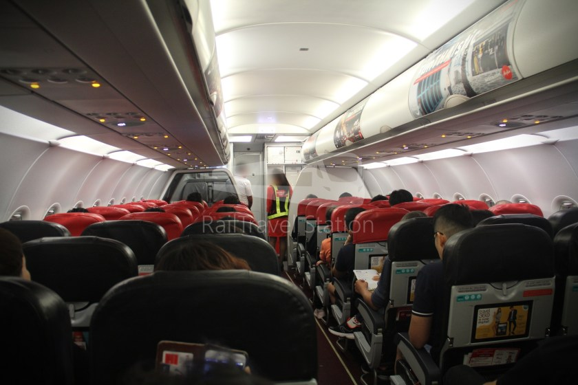 AirAsia AK1727 PEN SIN 022