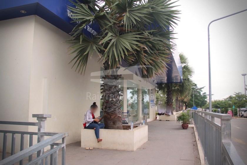 Airport Shuttle Train AIRPORT-PP 1635 PM Airport Phnom Penh 011