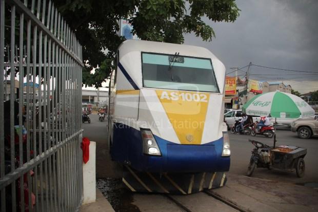 Airport Shuttle Train AIRPORT-PP 1635 PM Airport Phnom Penh 024