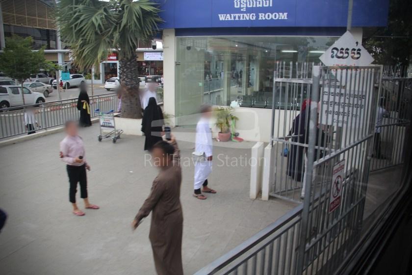 Airport Shuttle Train AIRPORT-PP 1635 PM Airport Phnom Penh 043