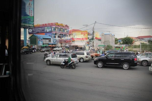 Airport Shuttle Train AIRPORT-PP 1635 PM Airport Phnom Penh 044